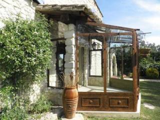 Conception de verrière type gloriette à Beaucaire (30)