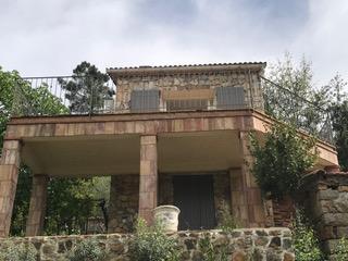 Ferronnerie sur mesure pour une terrasse - Hérault