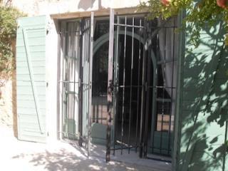 Ferronnerie grille de sécurité maison à Uzès - Gard (30)