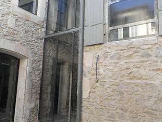 Création de fenêtres en acier ferronnerie métallique à Alès (30)