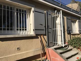 Fabrication de grille de défense en fer forgé à Nîmes (30)