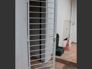 Fabrication d'une grille de défense en fer à Montpellier - Hérault (34)