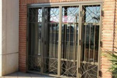 Grille de défense et sécurité en fer installée à Grabels (34)