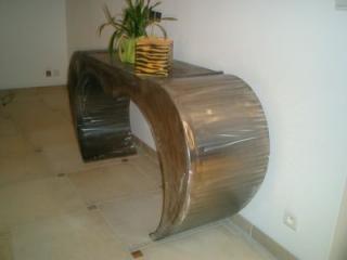 Fabrication de mobilier fer forgé unique et design à Nîmes (30)