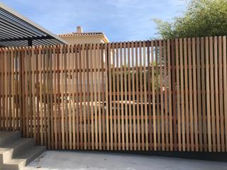 Cloture Metallique clôture métallique design à mauguio dans les l'hérault 34