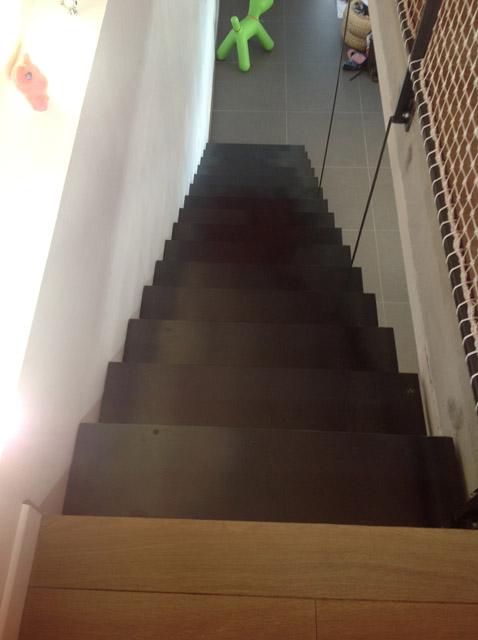 escalier m tallique droit grignan dans la dr me fabrication installation escalier m tallique. Black Bedroom Furniture Sets. Home Design Ideas