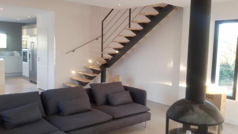 escalier m tallique quart tournant bas bellegarde vente escaliers sur mesure