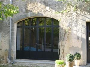 Cr ation de verri re sur mesure dans le gard et l 39 herault - Creation verriere interieur ...