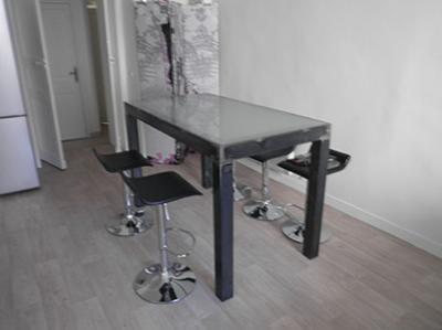 table fabrication pose table n mes 30 montpellier 34 grau du roi. Black Bedroom Furniture Sets. Home Design Ideas