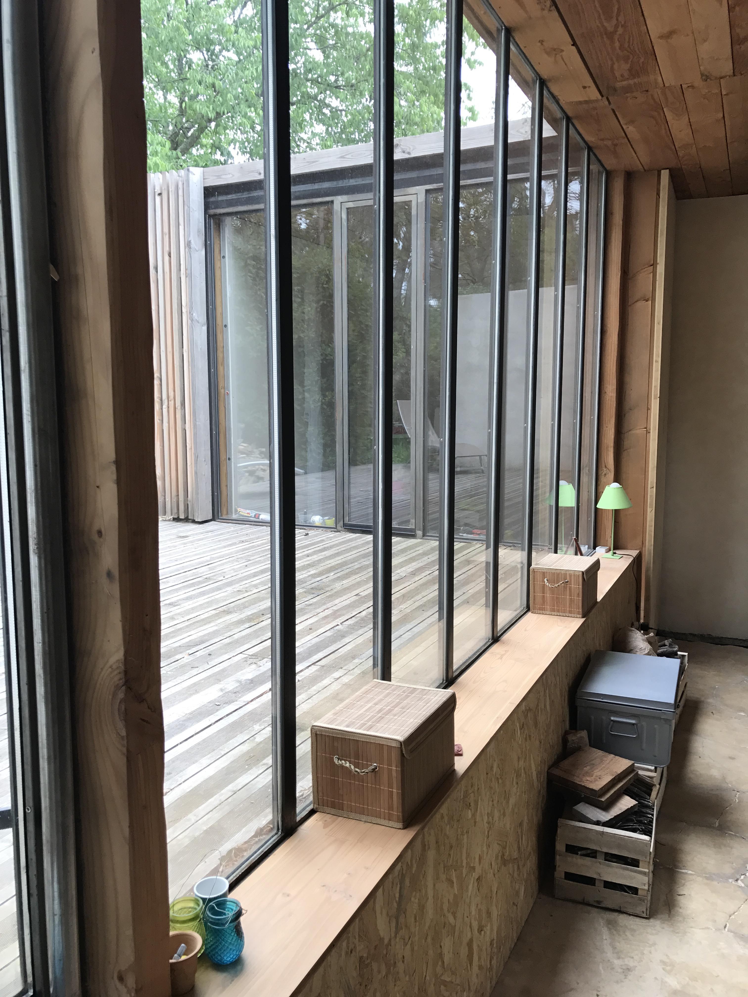 verri re sur mesure en fer dans le gard n mes vente verri re fer forg. Black Bedroom Furniture Sets. Home Design Ideas